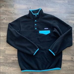 NWOT Patagonia Synchilla Snap-T Fleece Pullover